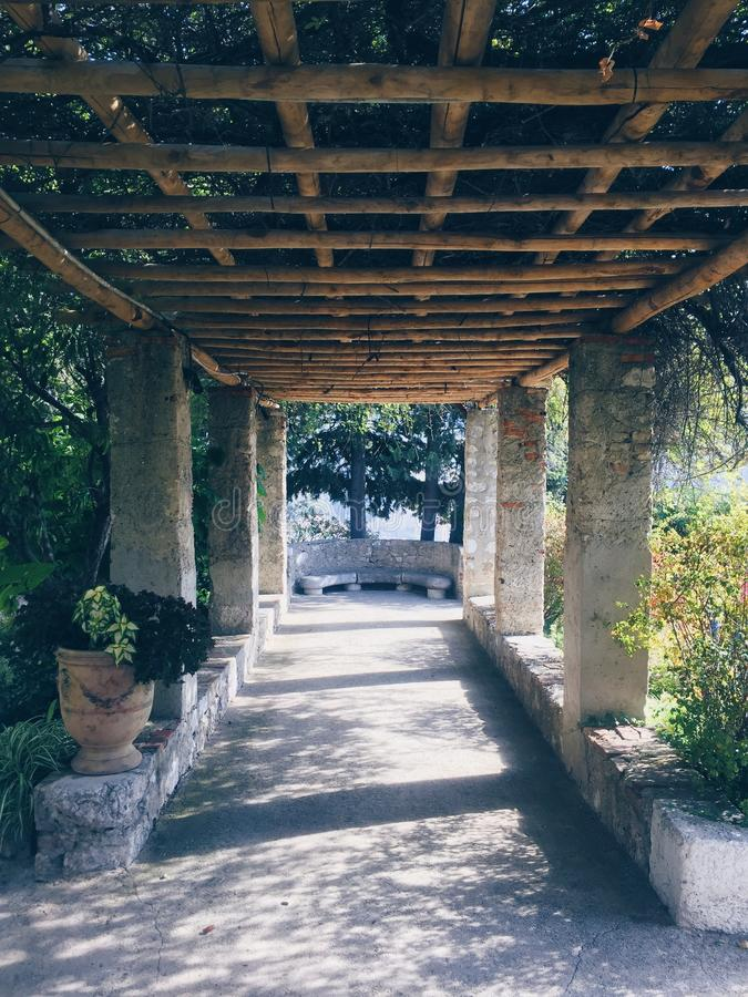 Garten Eden lizenzfreie stockbilder
