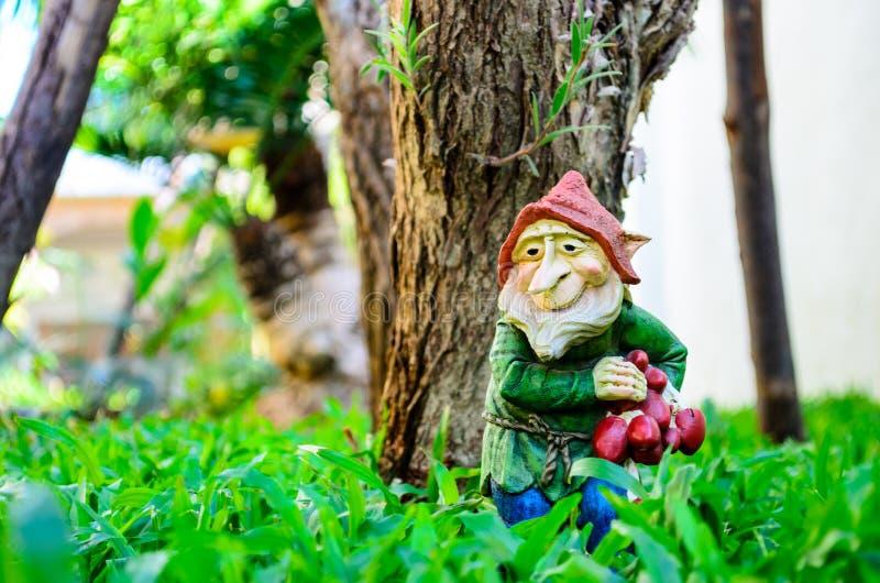 Garten Gnome lizenzfreie stockfotografie