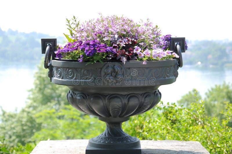 Garten-Pflanzer lizenzfreie stockfotografie