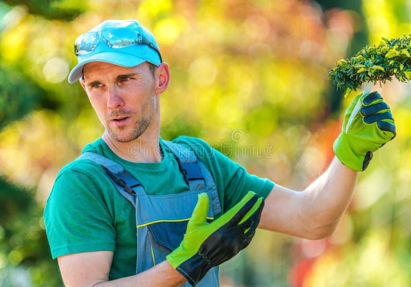 Garten-Speicher-Arbeitskraft lizenzfreie stockfotos