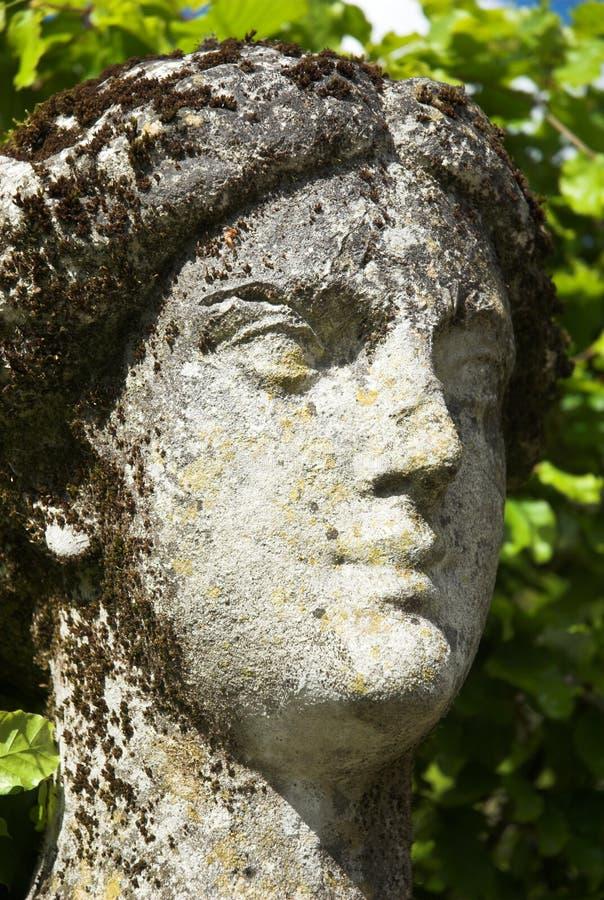 Garten-Statue stockbilder