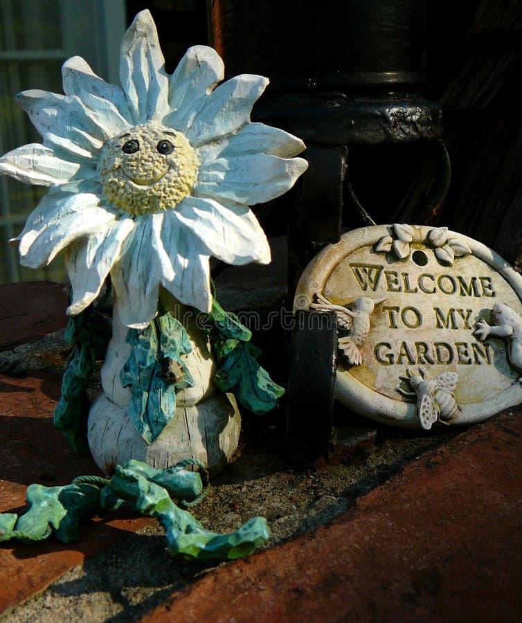 Garten-Wächter lizenzfreie stockbilder