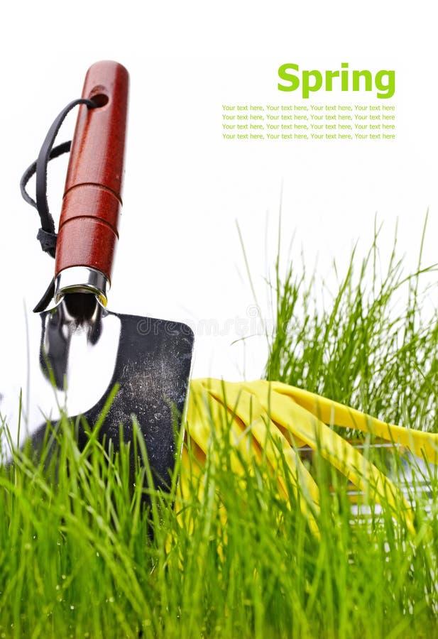Gartenhilfsmittel lizenzfreies stockfoto
