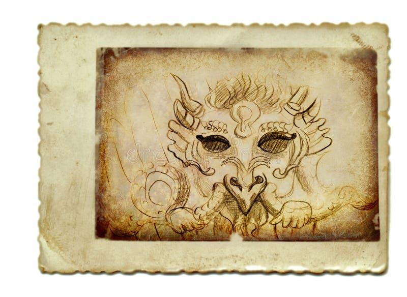 Garuda fotos de archivo libres de regalías