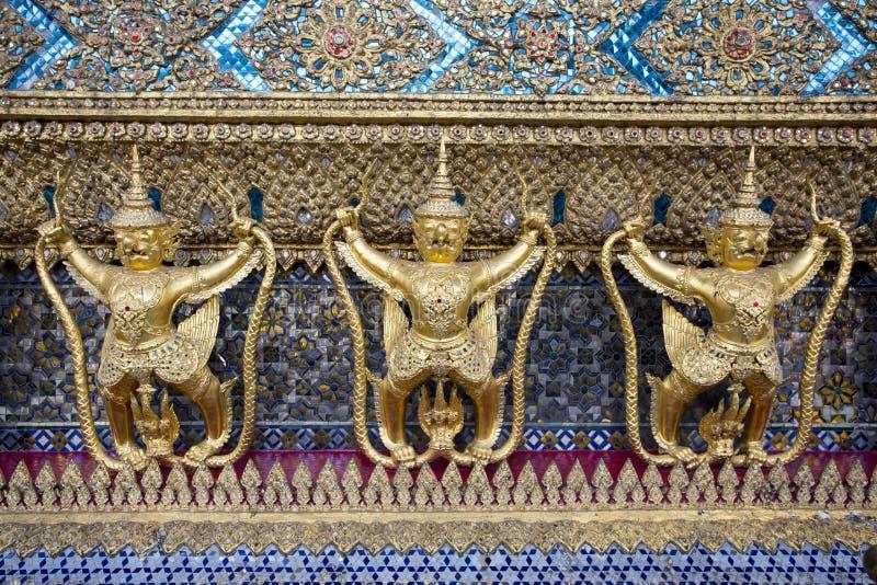 Garuda Royalty-vrije Stock Foto's