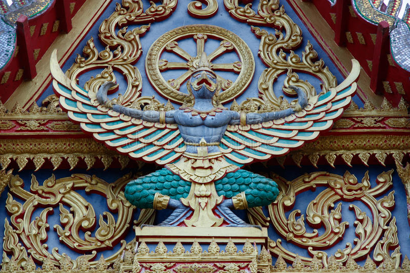 Download Garuda king stock image. Image of buddha, creature, asia - 24497987