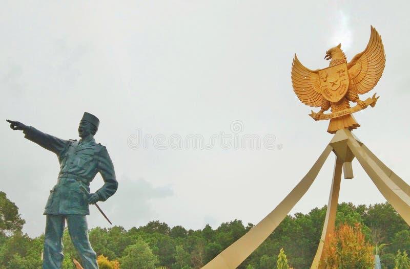 Garuda fotografia de stock