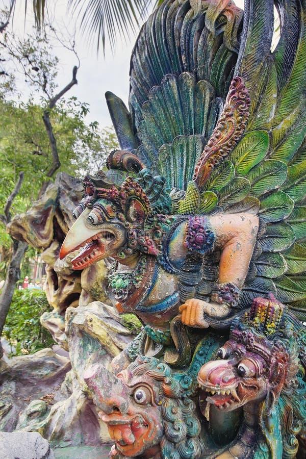 Download Garuda Statue In Haw Par Villa Closeup Editorial Stock Photo - Image: 38501178