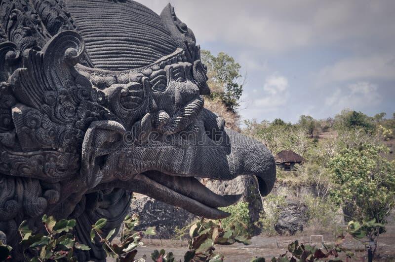 Garuda Wisnu Kencana fotografia stock libera da diritti