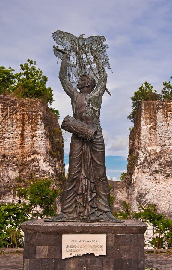 Garuda Wisnu Kencana Cultural Park imagenes de archivo
