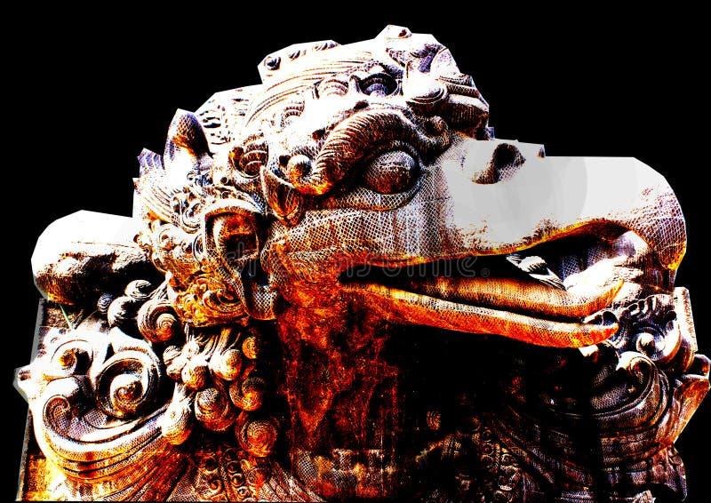 Garuda Wisnu Kencana GWK στοκ φωτογραφίες