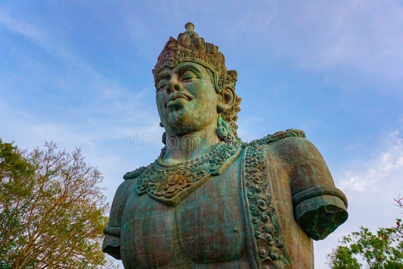 Garuda Wisnu Kencana Kulturalny Parkowy Bali fotografia royalty free