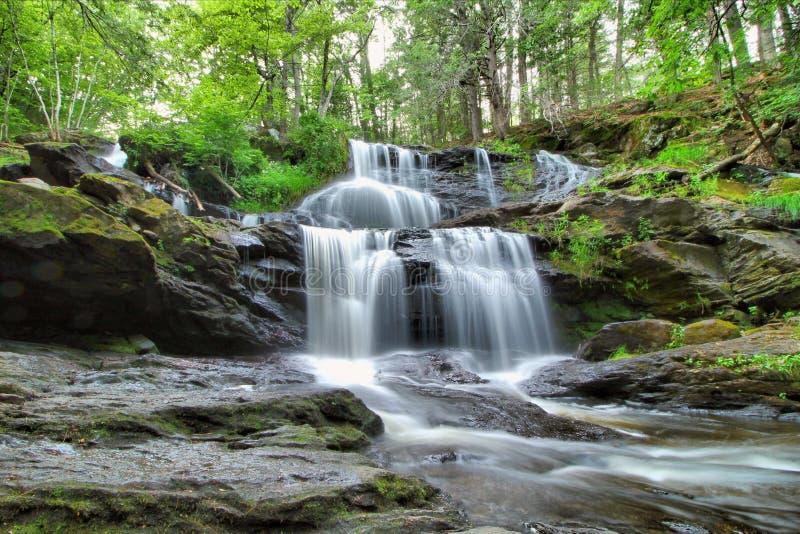 Garwin Falls fotos de stock