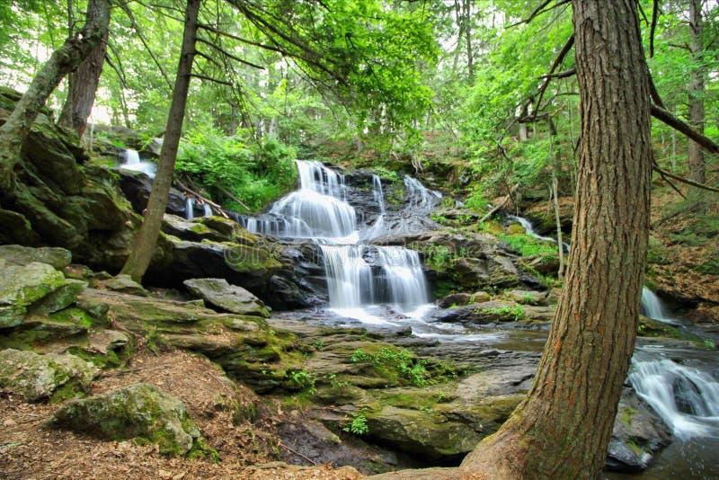 Garwin Falls fotografia de stock