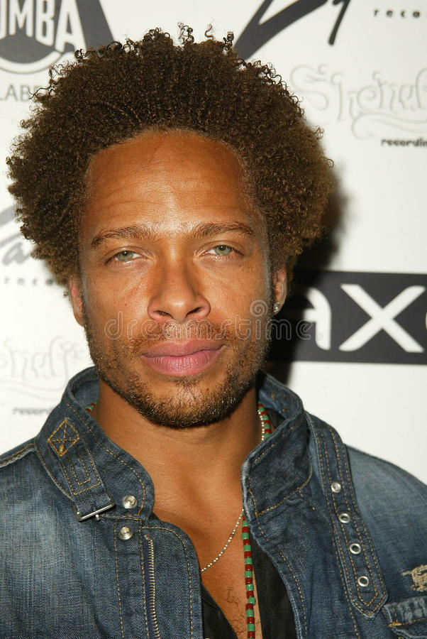 Download Gary Dourdan editorial photo. Image of 06, geisha, party - 30726431