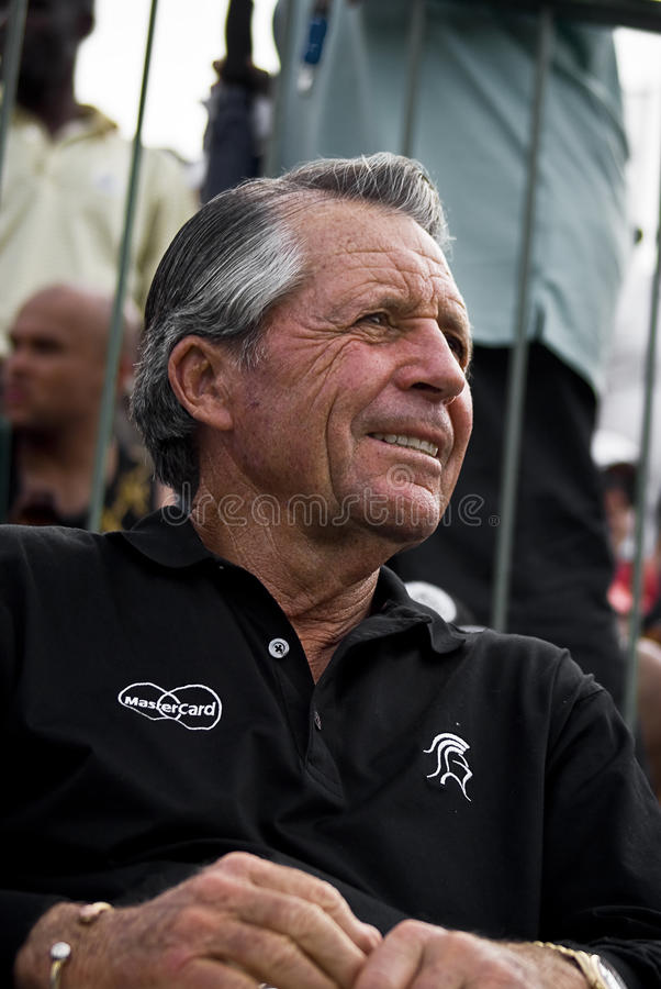 Gary Player royalty free stock photography