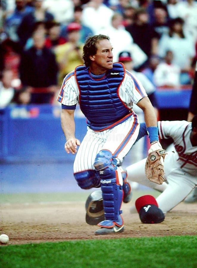 Gary Voerman New York Mets royalty-vrije stock foto's