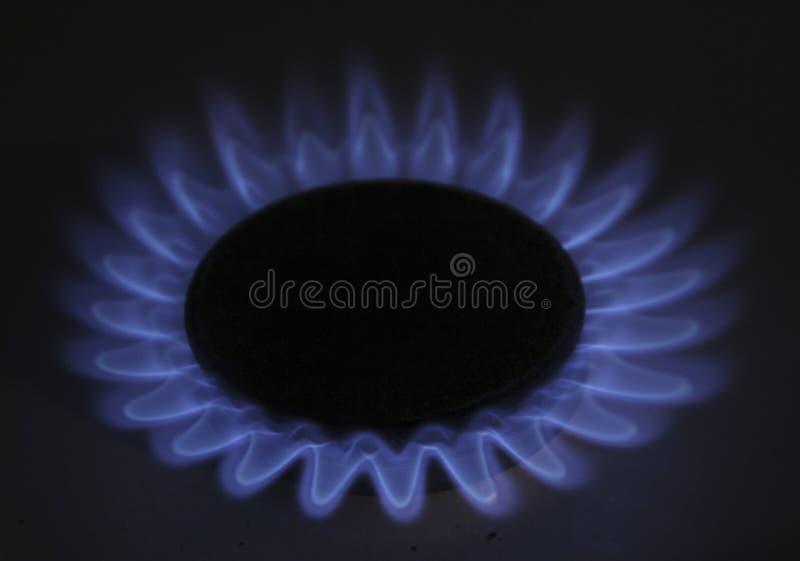gas 4 royaltyfria bilder