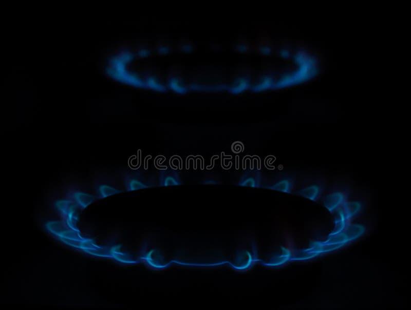 gas royaltyfri fotografi