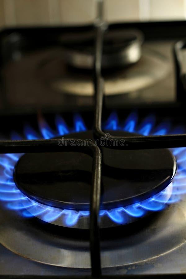 Gas 2 stock afbeeldingen