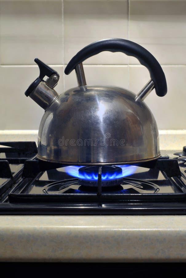 Gas royalty-vrije stock foto's
