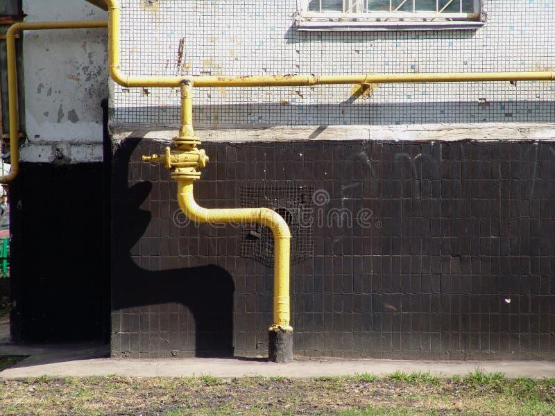 Gas stockbild