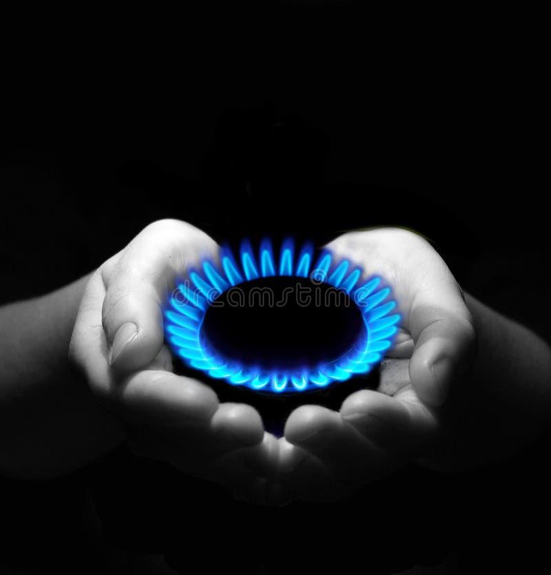 Free Gas Royalty Free Stock Image - 8215306