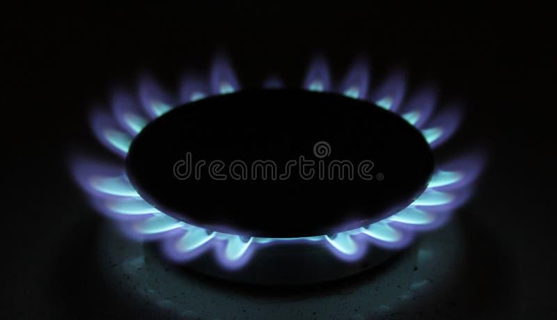 Gas Blaze Royalty Free Stock Image