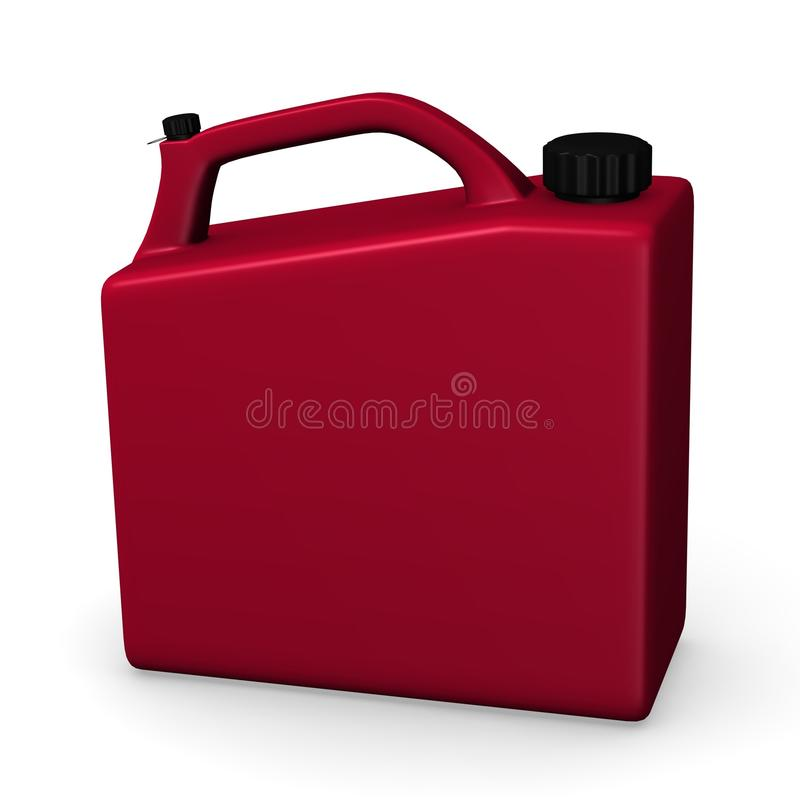Download Gas can stock illustration. Image of water, computer - 11627478
