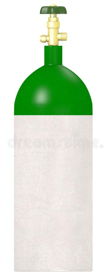 Download Gas container 14 stock illustration. Image of waste, home - 24352371