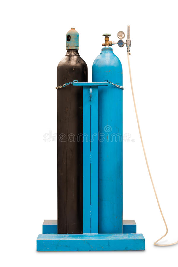 Oxygen Gas Cylinders Stock Images - Download 273 Royalty