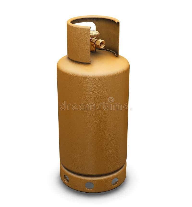 Gas del propano libre illustration