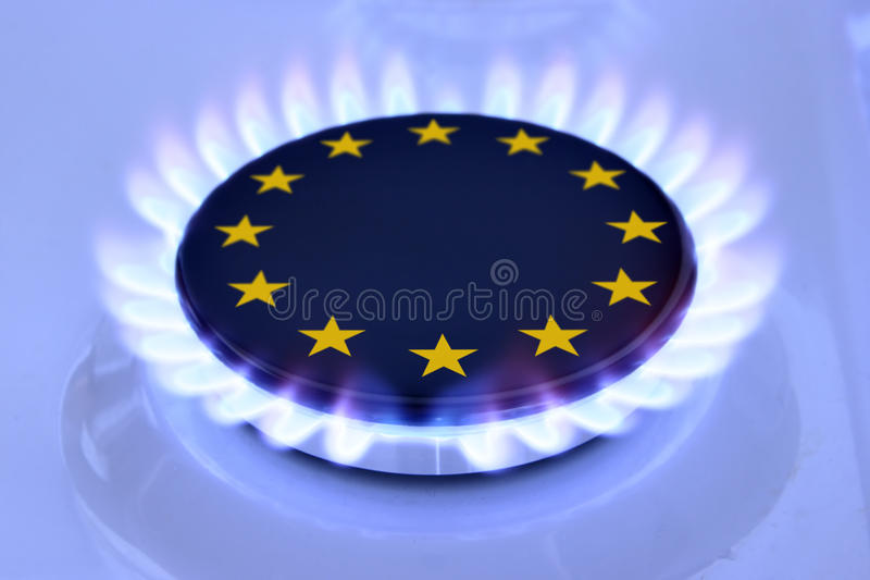 Download Gas EU stock photo. Image of line, pipe, blue, close - 23464248