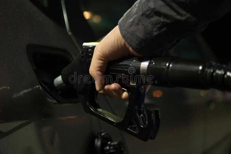 Gas filling
