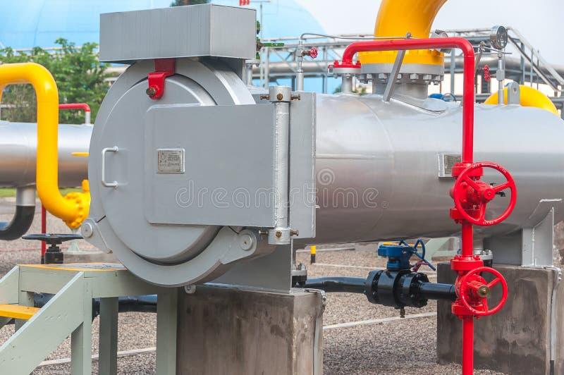 Gas filter royalty free stock photos