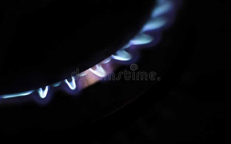 Download Gas fire stock photo. Image of supply, heating, warm - 27237766