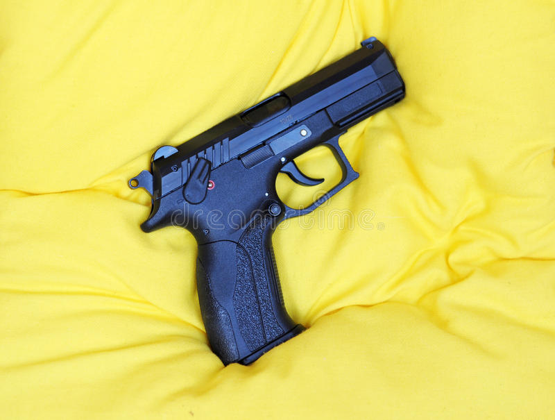 Download Gas gun stock photo. Image of conflict, left, close, protection - 23183652