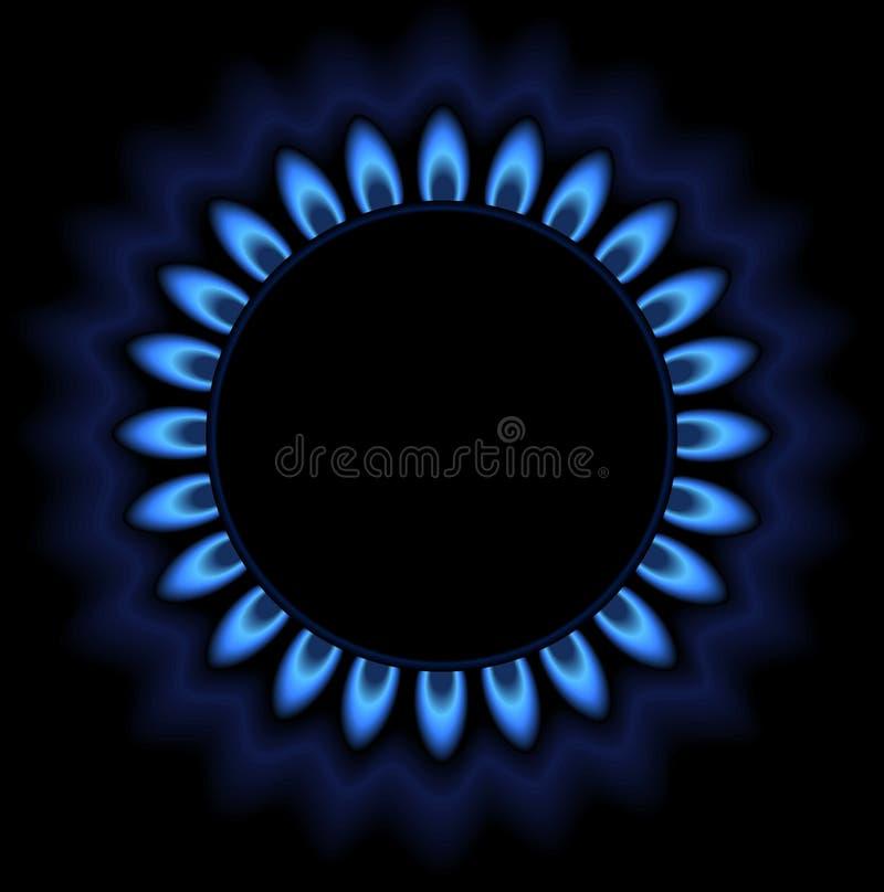 Download Gas illustratuion stock vector. Image of bright, illuminated - 23155255