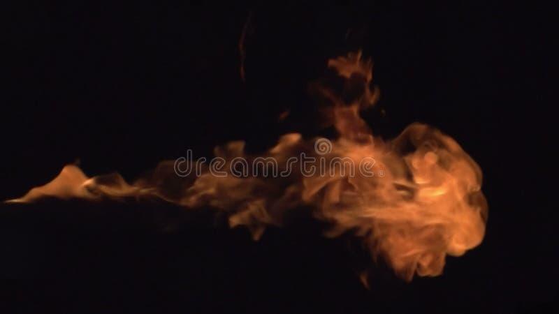 Gas inflamable almacen de video
