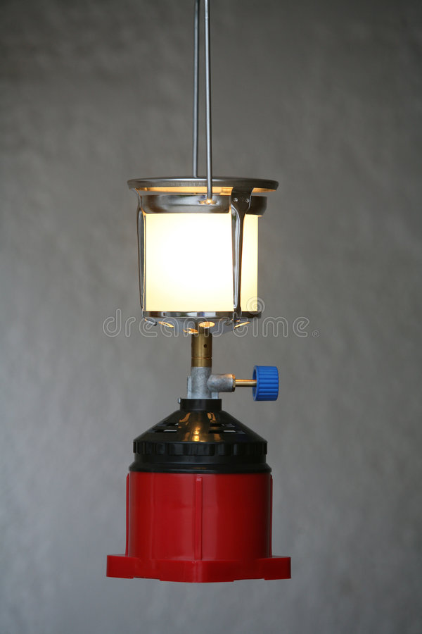 Gas lamp royalty free stock photos