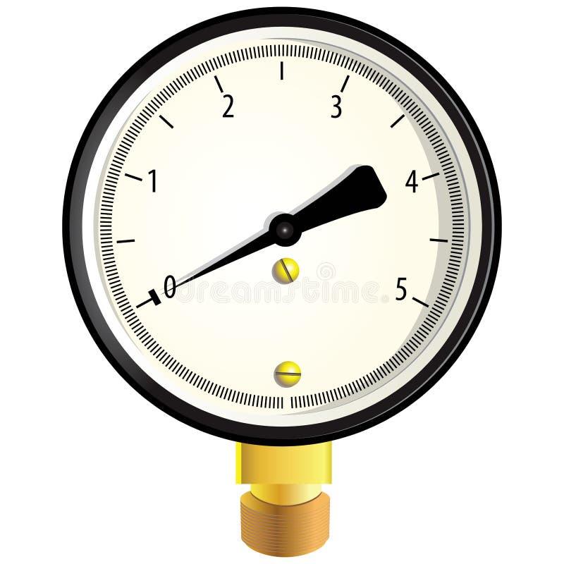 Gas Manometer Stock Photos