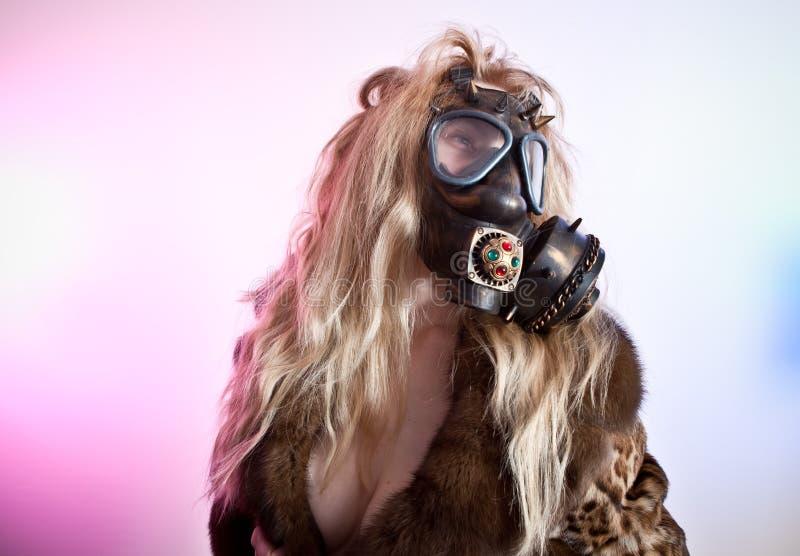 Gas Mask Royalty Free Stock Photo