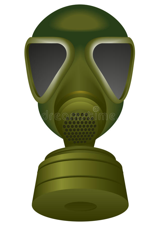 Download Gas Mask Royalty Free Stock Photo - Image: 16465885
