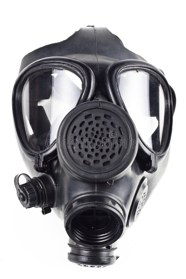 Download Gas mask stock image. Image of isolation, protection - 22501771