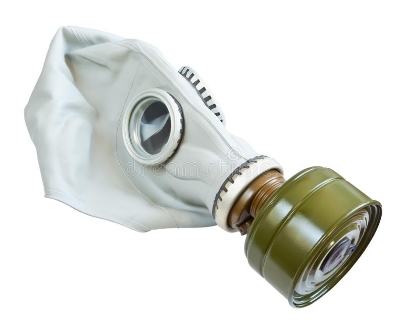 Download Gas Mask stock photo. Image of mask, rubber, filter, hazard - 25338560