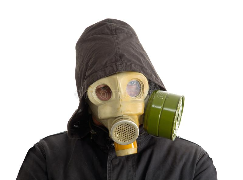 Download Gas Mask stock image. Image of epidemic, wear, isolated - 29554561