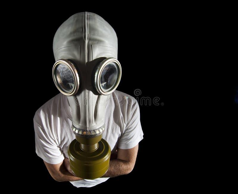 Download Gas Mask Danger Stock Image - Image: 10554251