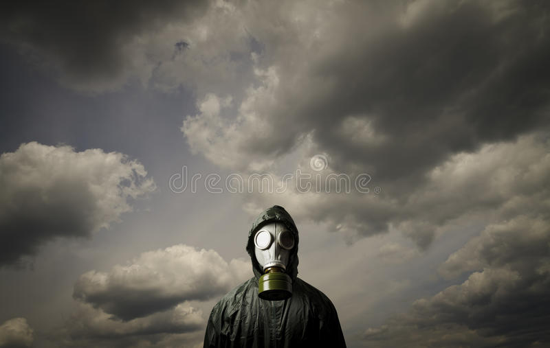 Download Gas mask stock image. Image of concept, environment, industry - 31673145