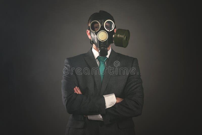Gas mask stock fotografie