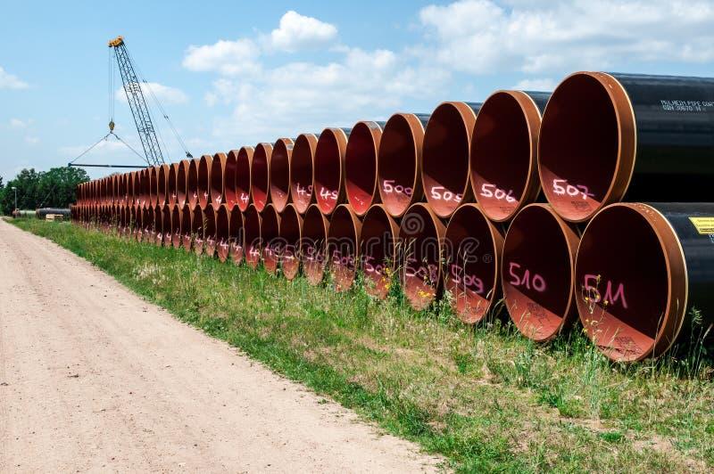 Gas naturale 2 immagini stock libere da diritti